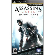Assassin's Creed: Bloodlines Sony For PSP UMD With Manual and Case - EE698192