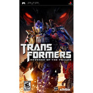 Transformers: Revenge Of The Fallen Sony For PSP UMD With Manual and - EE698191
