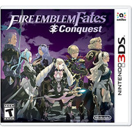 Fire Emblem Fates: Conquest Nintendo For 3DS With Manual and Case - EE698213