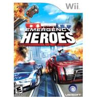 Emergency Heroes For Wii Racing - EE698237