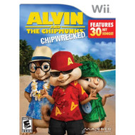 Alvin And The Chipmunks: Chipwrecked For Wii Music - EE698238