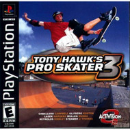 Tony Hawk's Pro Skater 3 For PlayStation 1 PS1 - EE698253