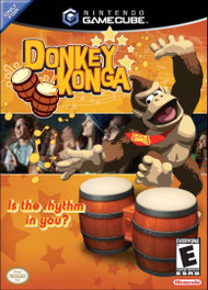 Donkey Konga Game Only For GameCube - EE698262