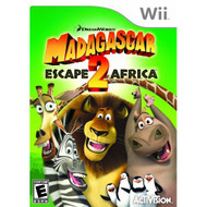 Madagascar 2: Escape 2 Africa For Wii - EE698266