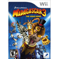 Madagascar 3: The Video Game For Wii - EE698271