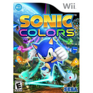 Sonic Colors For Wii - EE698274