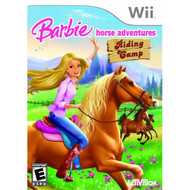 Barbie Horse Adventures: Riding Camp For Wii RPG - EE698273