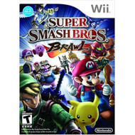 Super Smash Bros Brawl For Wii Fighting - EE698285