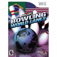 AMF Bowling World Lanes For Wii - EE698292