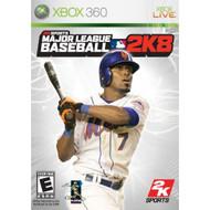 Major League Baseball 2K8 For Xbox 360 - EE698311