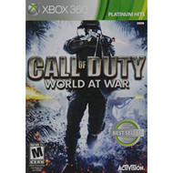 COD: World At War X360 For Xbox 360 - EE698344