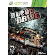 Blood Drive For Xbox 360 Fighting - EE698365