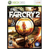 Far Cry 2 For Xbox 360 Shooter - EE698368