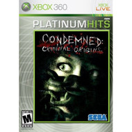 Condemned Criminal Origins For Xbox 360 - EE698369