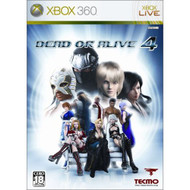 Dead Or Alive 4 For Xbox 360 - EE698377