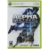 Alpha Protocol For Xbox 360 RPG - EE698381