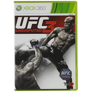 UFC Undisputed 3 For Xbox 360 Wrestling - EE698390
