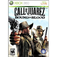 Call Of Juarez: Bound In Blood For Xbox 360 Shooter - EE698392