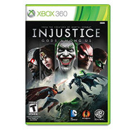 Injustice Gods Among US Xbox 360 For Xbox 360 - EE698425