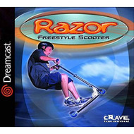 Razor: Freestyle Scooter For Sega Dreamcast - EE698443