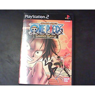 One Piece Grand Battle For PlayStation 2 PS2 - EE698465