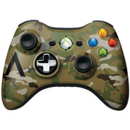 Microsoft OEM Wireless Controller Camouflage For Xbox 360 Multi-Color - EE698476