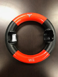 Cars 2 Racing Wheel Remote Attachment For Wii - EE698487