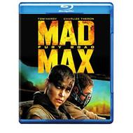 Mad Max: Fury Road Blu-Ray On Blu-Ray With Tom Hardy - EE698496