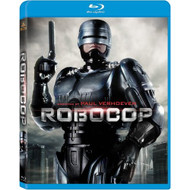 Robocop Unrated Director's Cut Blu-Ray On Blu-Ray With Peter Weller - EE698498