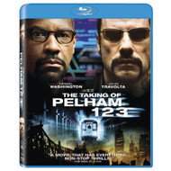 The Taking Of Pelham 1 2 3 Blu-Ray On Blu-Ray With Denzel Washington - EE698502