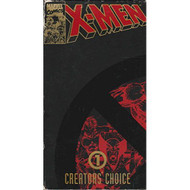 X-Men Creator's Choice #1 Night Of The Sentinels On VHS - EE698524
