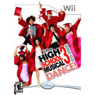 Disney High School Musical 3: Senior Year Dance! For Wii - EE690599