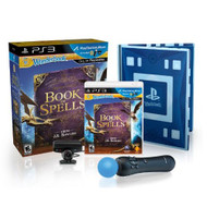 Wonderbook: Book Of Spells PlayStation Move Bundle For PlayStation 3 - EE698529