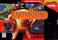Earthbound For Super Nintendo SNES - EE698530