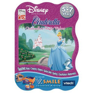 Vsmile Disney's Cinderella Cinderella's Magic Wishes Learning Game By - EE698540