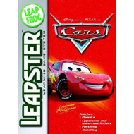 Leapfrog Leapster Learning Game Cars For Leap Frog Arcade - EE698546