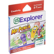 Leapfrog Mr Pencil Saves Doodleburg Learning Game Works With LeapPad - EE698557