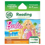 Leapfrog Learning Game: Barbie Malibu Mysteries For LeapPad Tablets - EE698558