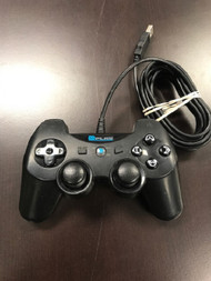 Play Wired Controller PS3 For PlayStation 3 Black NOT134 - EE698566