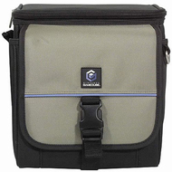 Carrying Case For GameCube Black Carry/shoulder GameCube Carry - EE698567