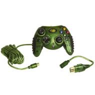 Xbox Microcon Controller For Xbox Original Green - EE698572