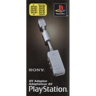 AV Multi Out Adapter For PlayStation 1 PS1 - EE698577