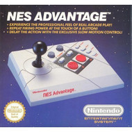 NES Advantage Joystick For Nintendo NES Vintage Multi-Color NES-026 - EE698583