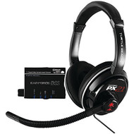Turtle Beach Ear Force DPX21 Gaming Headset Dolby Surround Sound PS3 X - EE698589