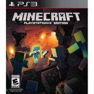 Minecraft For PlayStation 3 PS3 - EE698614