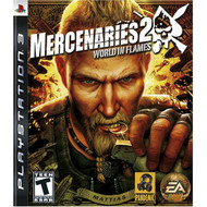 Mercenaries 2: World In Flames For PlayStation 3 PS3 Shooter - EE698625