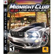 Midnight Club: Los Angeles For PlayStation 3 PS3 Flight - EE698690