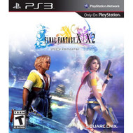 Final Fantasy X X-2 HD Remaster Standard Edition For PlayStation 3 PS3 - EE698692