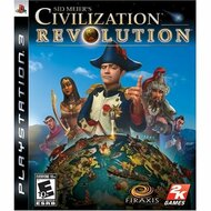 Sid Meier's Civilization Revolution For PlayStation 3 PS3 Strategy - EE698728