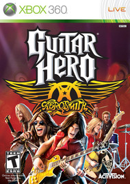 Guitar Hero Aerosmith For Xbox 360 Music - EE698756